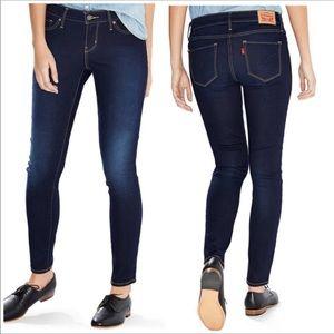 Levi's 811 Curvy Skinny Jeans Size 27